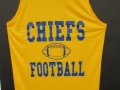 North Myrtle Beach Chiefs Football tank top